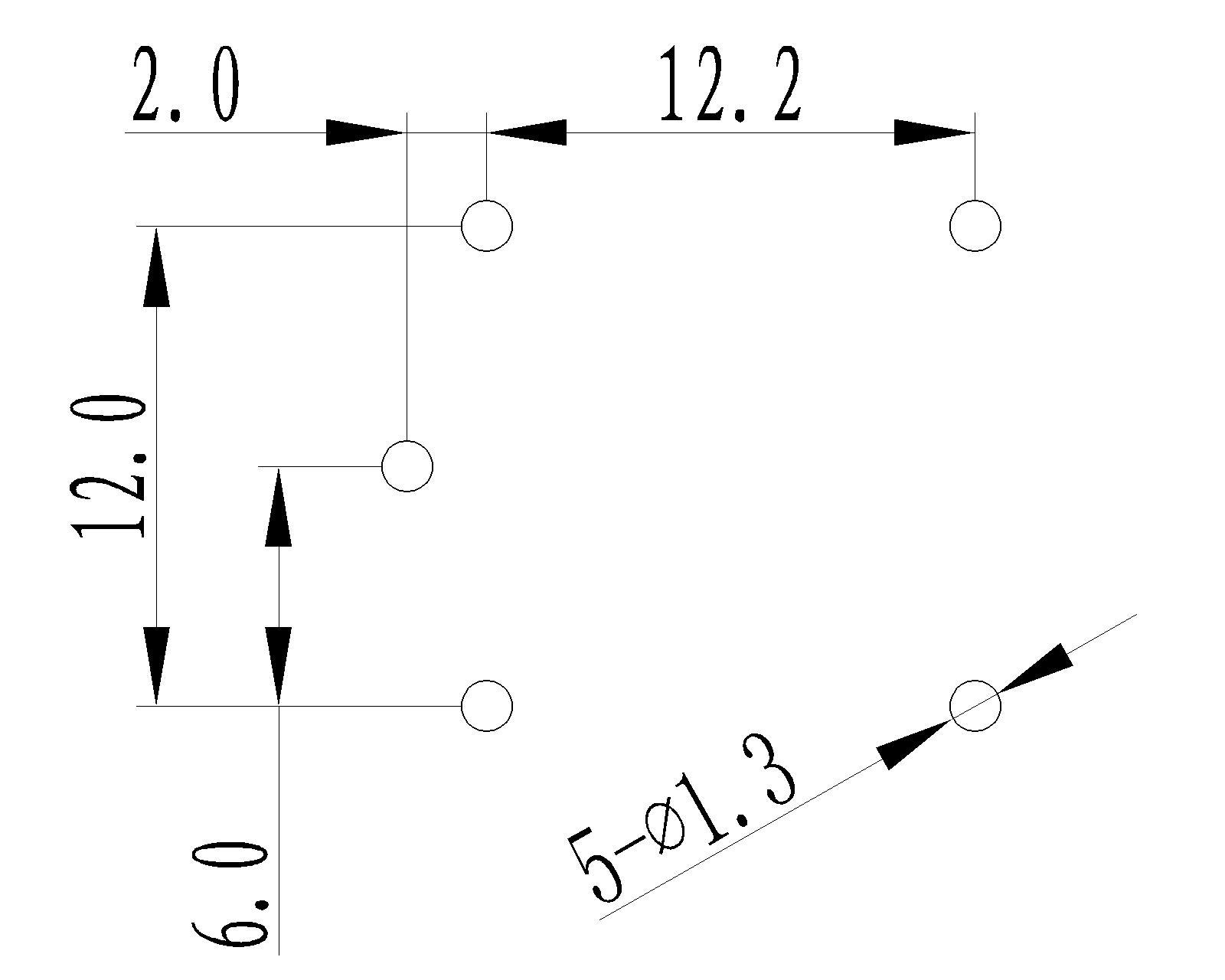 922-H pcb layout
