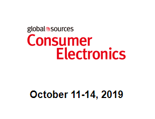 Baocheng will be exhibiting at the upcoming Global Sources Consumer Electronics show