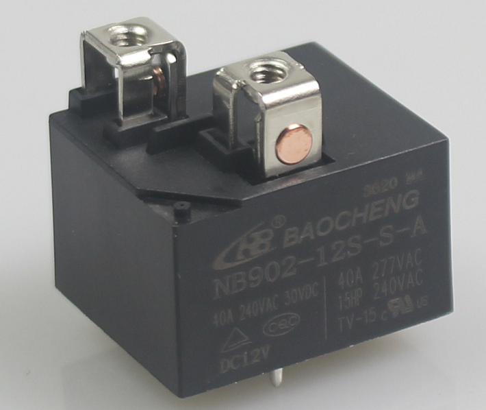 NB902E Relay with M4 Female screw